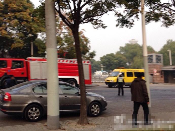 上海嘉定一垃圾焚烧厂爆炸多人被埋[9P]